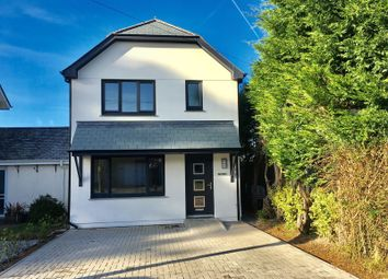 Thumbnail 3 bed detached house for sale in Rosewarne Close, Camborne