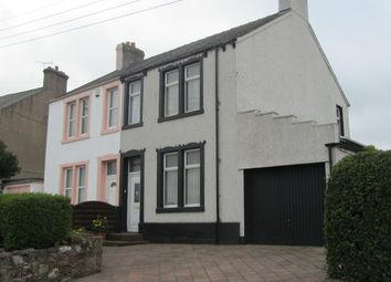 Thumbnail 4 bed semi-detached house for sale in Main Road, High Harrington, Workington