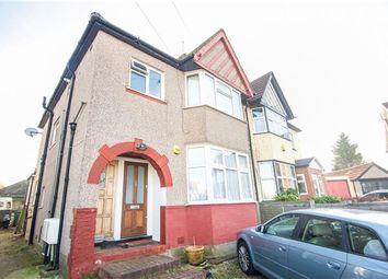 Thumbnail 1 bedroom flat for sale in Hillside, Kingsbury