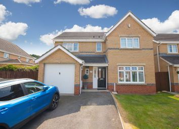 Thumbnail 4 bedroom detached house for sale in East Farm Close, Normanby