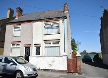 Thumbnail 2 bed semi-detached house for sale in Alfred Street, Alfreton, Derbyshire
