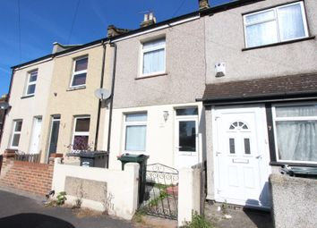 Thumbnail 3 bedroom terraced house to rent in Waldeck Road, Dartford, Kent