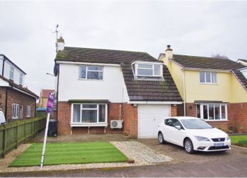 Thumbnail 4 bed detached house for sale in Craythorns Crescent, Dishforth
