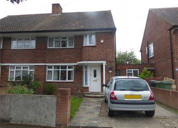 Thumbnail 3 bed semi-detached house for sale in Coleridge Road, Croydon, Surrey