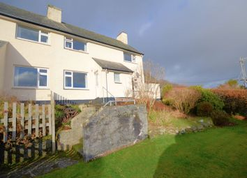 Thumbnail 3 bed semi-detached house for sale in Postbridge, Yelverton