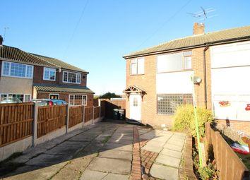 Thumbnail 3 bedroom semi-detached house to rent in Wesley Garth, Beeston, Leeds