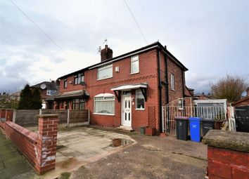 Thumbnail 3 bed semi-detached house for sale in Danesway, Swinton, Manchester