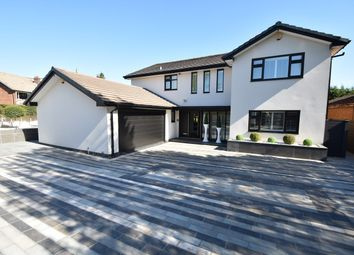 Thumbnail 4 bedroom detached house for sale in Fairhaven Avenue, Whitefield, Manchester