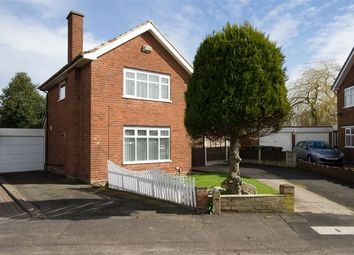 Thumbnail 2 bed detached house for sale in Lyndale Drive, Wednesfield, Wolverhampton, West Midlands