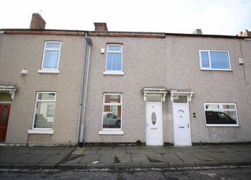 Thumbnail 2 bed terraced house for sale in Wales Street, Darlington