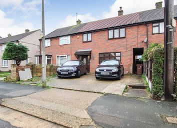 Thumbnail 3 bed terraced house for sale in Ernan Road, South Ockendon