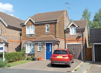 Thumbnail 4 bed link-detached house for sale in Tarret Burn, Didcot