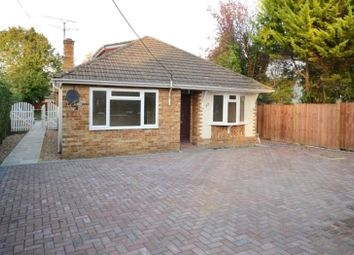 Thumbnail 5 bed detached bungalow to rent in Wood Street, Ash Vale