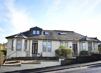 Thumbnail 4 bed semi-detached house for sale in 19, Larkfield Road, Gourock