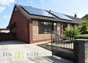 Thumbnail 3 bed semi-detached bungalow for sale in Fairhaven Road, Leyland