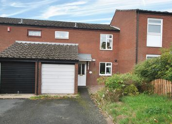 Thumbnail 3 bed terraced house for sale in Daddlebrook, Hollinswood, Telford, Shropshire
