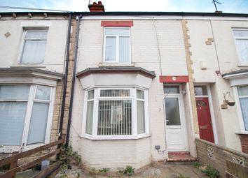 Thumbnail 2 bed terraced house to rent in Edmonton Villas, Ceylon Street, Hull