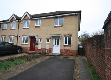 Thumbnail 2 bed end terrace house to rent in Melville Gardens, Sarisbury Green, Southampton