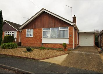 Thumbnail 2 bed bungalow for sale in Poplar Way, Southampton