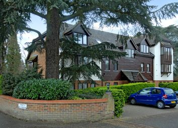 Thumbnail 2 bed flat to rent in Fairholme Gardens, Farnham, Surrey