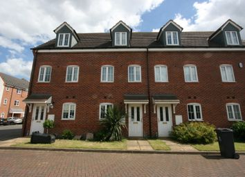 Thumbnail 3 bed terraced house for sale in Brundard Close, Walsall