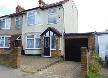 Thumbnail 4 bed end terrace house to rent in Malmesbury Road, London