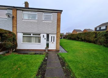 3 bed semi-detached house to rent in Burnside Close, Heywood OL10