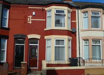 Thumbnail 3 bed terraced house to rent in Clare Road, Bootle
