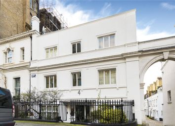 4 bed semi-detached house for sale in Gore Street, South Kensington, London SW7