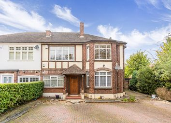 Thumbnail 6 bed semi-detached house to rent in High Road, Buckhurst Hill