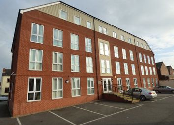 Thumbnail 2 bed flat to rent in Bradmore House, Acton Road, Long Eaton