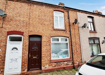 Thumbnail 2 bed terraced house for sale in Pickering Street, Hoole, Chester