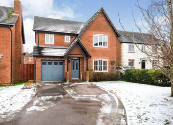 Thumbnail 4 bed detached house for sale in Old Close, Grange Park, Northampton