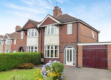 Thumbnail 3 bed semi-detached house for sale in Weston Road, Weston Coyney, Stoke-On-Trent