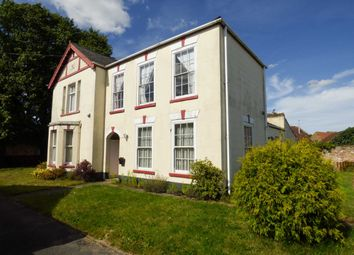 Thumbnail 1 bed flat for sale in Chestnut House, Jameson Bridge Street, Market Rasen