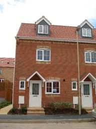 Thumbnail 3 bed semi-detached house to rent in Saxthorpe Road, Hamilton, Leicester