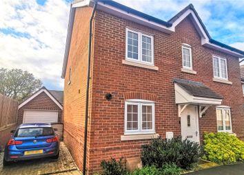 Thumbnail 4 bed detached house for sale in Glasspool Road, Winnersh, Wokingham, Berkshire