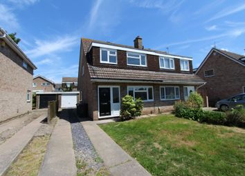 Thumbnail 3 bed semi-detached house for sale in Collett, Tamworth