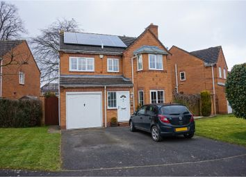 Thumbnail 4 bed detached house for sale in Norfolk Crescent, Lincoln