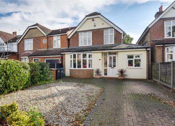 Thumbnail 3 bed detached house for sale in Thorley Park Road, Bishop's Stortford, Hertfordshire