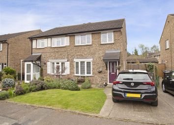 Thumbnail 3 bed semi-detached house for sale in Willowmead, Hertford