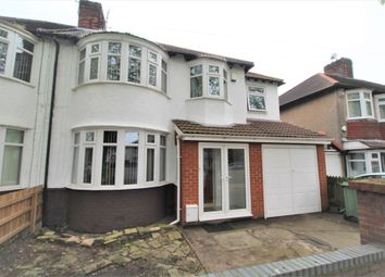 Thumbnail 5 bedroom semi-detached house for sale in Brodie Avenue, Mossley Hill, Liverpool, Merseyside