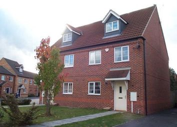 3 bed semi-detached house to rent in Bodill Gardens, Hucknall, Nottingham NG15