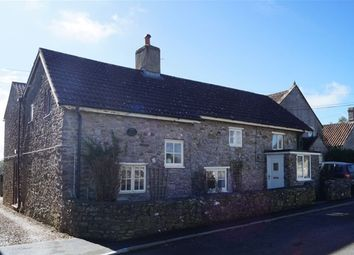 Thumbnail 6 bed detached house for sale in Leigh Upon Mendip, Somerset
