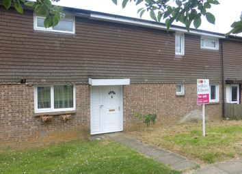 Thumbnail 3 bed terraced house for sale in Flaxwell Court, Little Billing, Northampton