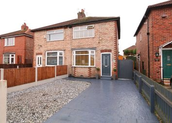 2 bed semi-detached house for sale in Fernley Avenue, Denton, Manchester M34