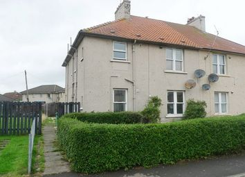 Thumbnail 2 bed flat for sale in Dundonald Park, Cardenden, Lochgelly