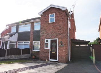 Thumbnail 3 bed semi-detached house for sale in Vyrnwy Road, Chester