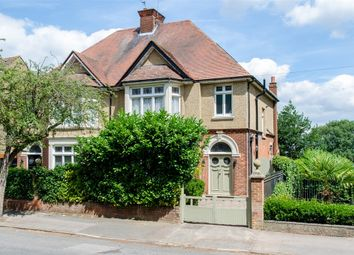 Thumbnail 3 bed semi-detached house for sale in Oxford Road, Gillingham, Kent.