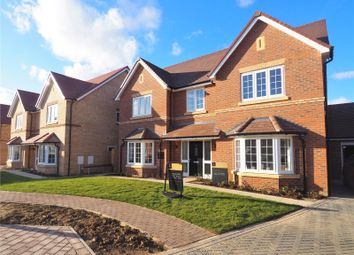 Thumbnail 5 bed detached house for sale in Bassingbourn Reach, Bassingbourn, Royston, Cambridgeshire